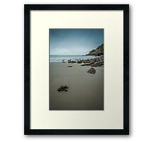 Tidal Motion Framed Print