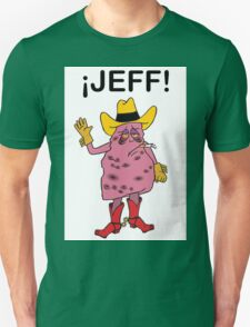 Meet Jeff the Diseased Lung! T-Shirt