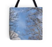Winter in the forest IV Tote Bag