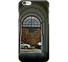 Backyard iPhone Case/Skin