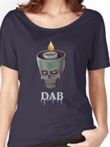 Skeleton Dab Women's Relaxed Fit T-Shirt