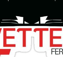 Sebastian Vettel 2015 Sticker