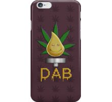 Ti Dab iPhone Case/Skin