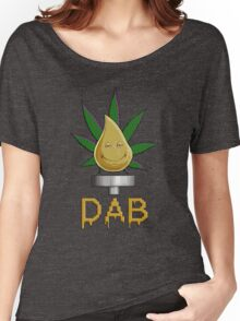 Ti Dab Women's Relaxed Fit T-Shirt
