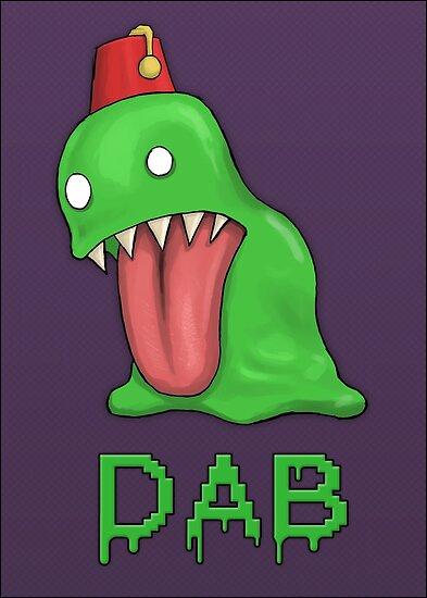 Monster Dab by NachoMack