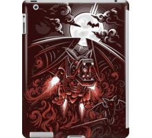 RoBat iPad Case/Skin