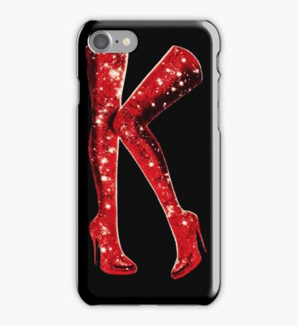 KINKY BOOTS iPhone Case/Skin