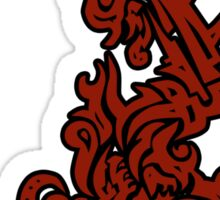 Dragons Roar Sticker