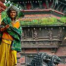 Wanderer, Nepal. by rochelle