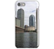 Cloudy In Boston iPhone Case/Skin