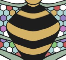 Alien Bee Sticker