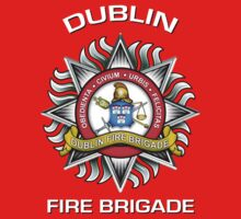 Dublin Fire Brigade Kids Clothes