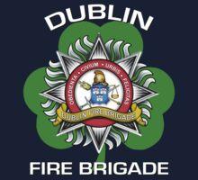Dublin Fire Brigade w/ Shamrock Kids Clothes