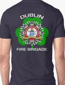Dublin Fire Brigade w/ Shamrock T-Shirt