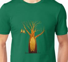 Kneeboard Tree Unisex T-Shirt