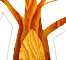 Kneeboard Tree Sticker
