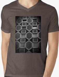 Square Mens V-Neck T-Shirt