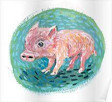 Piggie Poster