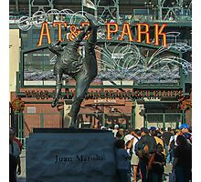Giants Ballclub Photographic Print