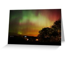 Northern Lights 7 Greeting Card