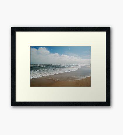 Carolina Beach NC Framed Print