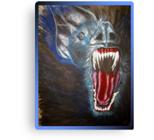 Night Terror - Waking Dreams Canvas Print