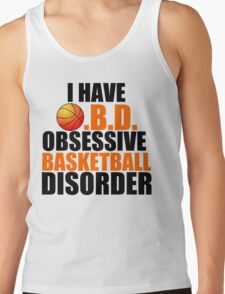 OBSESSIVE BASKETBALL DISORDER T-Shirt