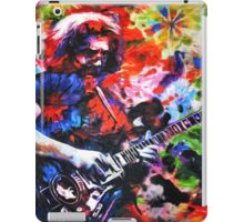 Jerry Garcia Art Print, Grateful Dead Original Painting iPad Case/Skin
