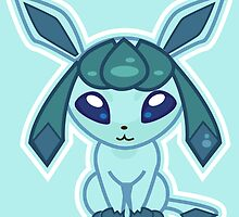 Glaceon  by Eat Sleep Poke Repeat