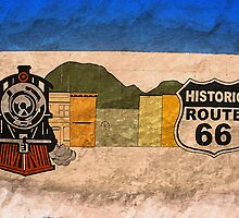 historic route 66 by andalaimaging