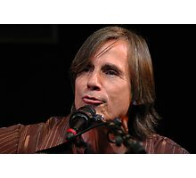 Jackson Browne 2 Photographic Print