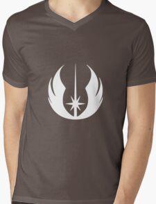 Jedi Crest Mens V-Neck T-Shirt