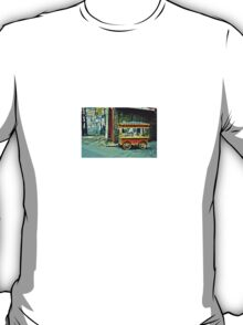 Turkish sandwich cart T-Shirt