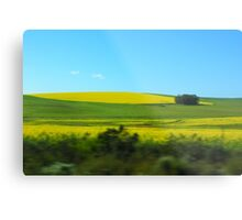 Colorful South Africa Metal Print