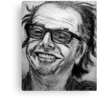 Jack is back  Canvas Print
