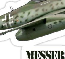 Messerschmitt ME 262 Sticker