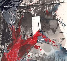 BLOODY PAST, BLOODY PRESENT, BLOODY FUTURE(C2014) by Paul Romanowski