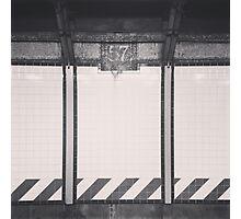 Tiles Photographic Print