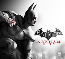 Batman Arkham City by yass-92