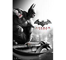 Batman Arkham City Photographic Print
