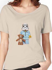 Sleepy Stormtrooper Women's Relaxed Fit T-Shirt