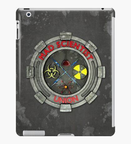 Mad Scientist Union iPad Case/Skin