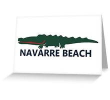 Navarre Beach - Florida. Greeting Card