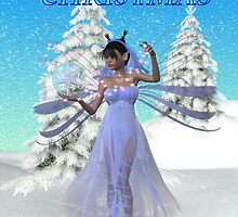 Fairy Christmas by LoneAngel