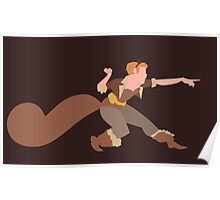 Squirrel Girl Poster