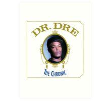 Dr. Dre - The Chronic Art Print