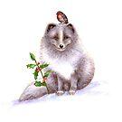 silver fox by Liesl Yvette Wilson
