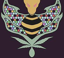 Alien Bee by NachoMack