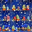 Winter knick-knacks by Arie Koene
