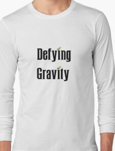 Wicked The Musical Defying Gravity Long Sleeve T-Shirt